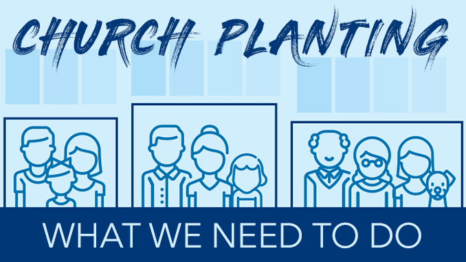 Church Planting: What We Need to Do – Tribune org